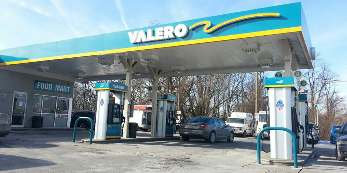 valero gas station in hyattsville cs koida llc. Black Bedroom Furniture Sets. Home Design Ideas