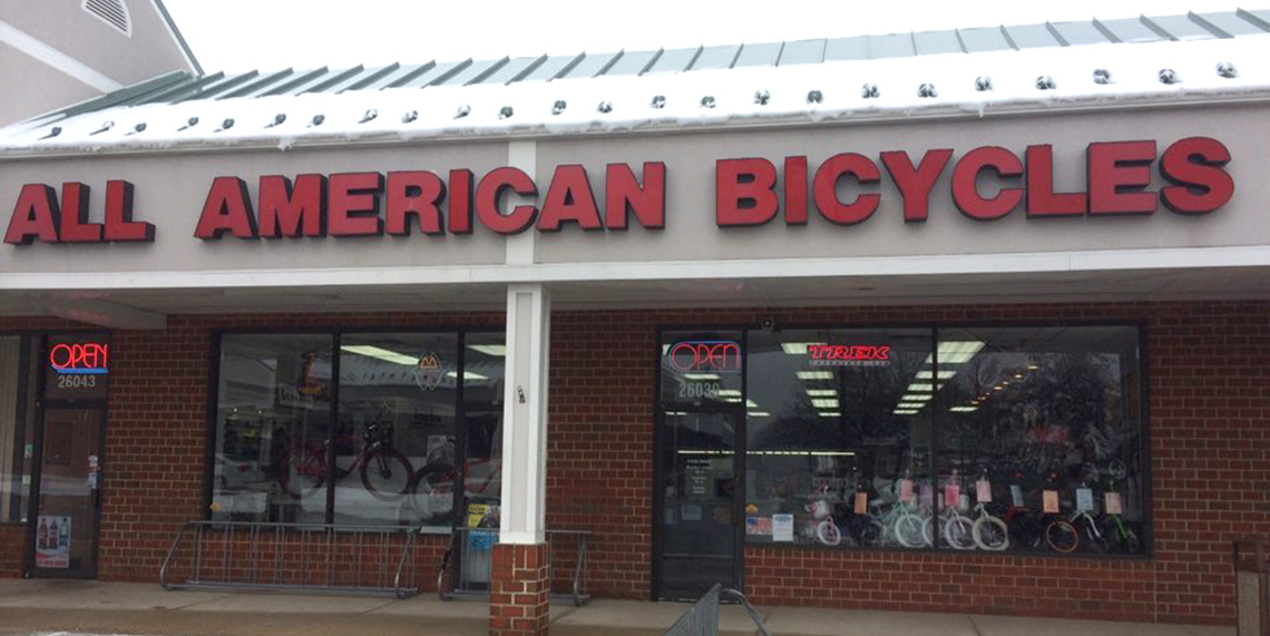 All American Bicycl in Damascus 3