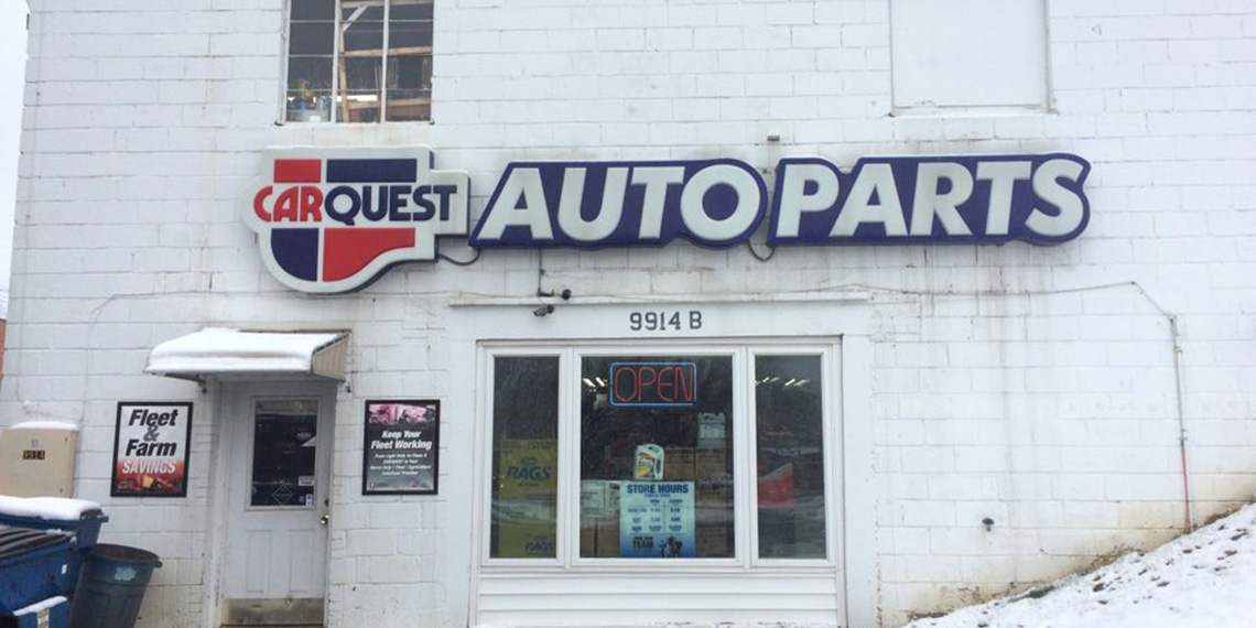 B&D Auto Parts in Damascus 2