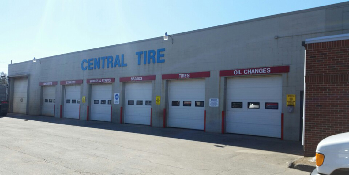 Central Tire in Sanford 3