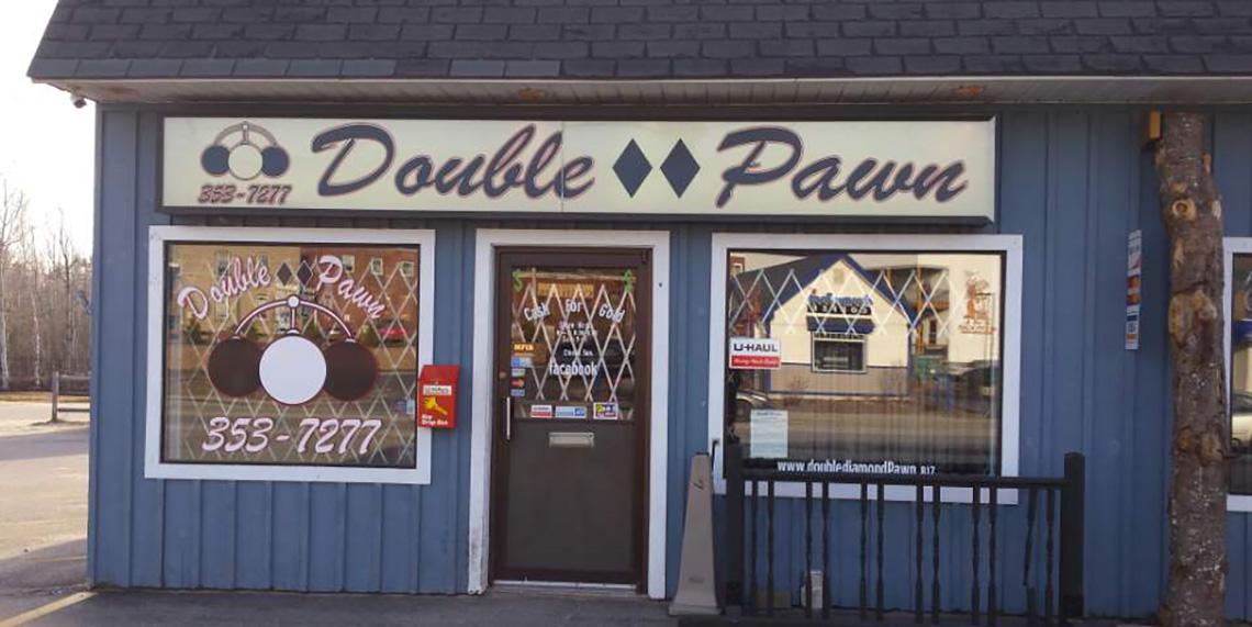 Double Diamond Pawn