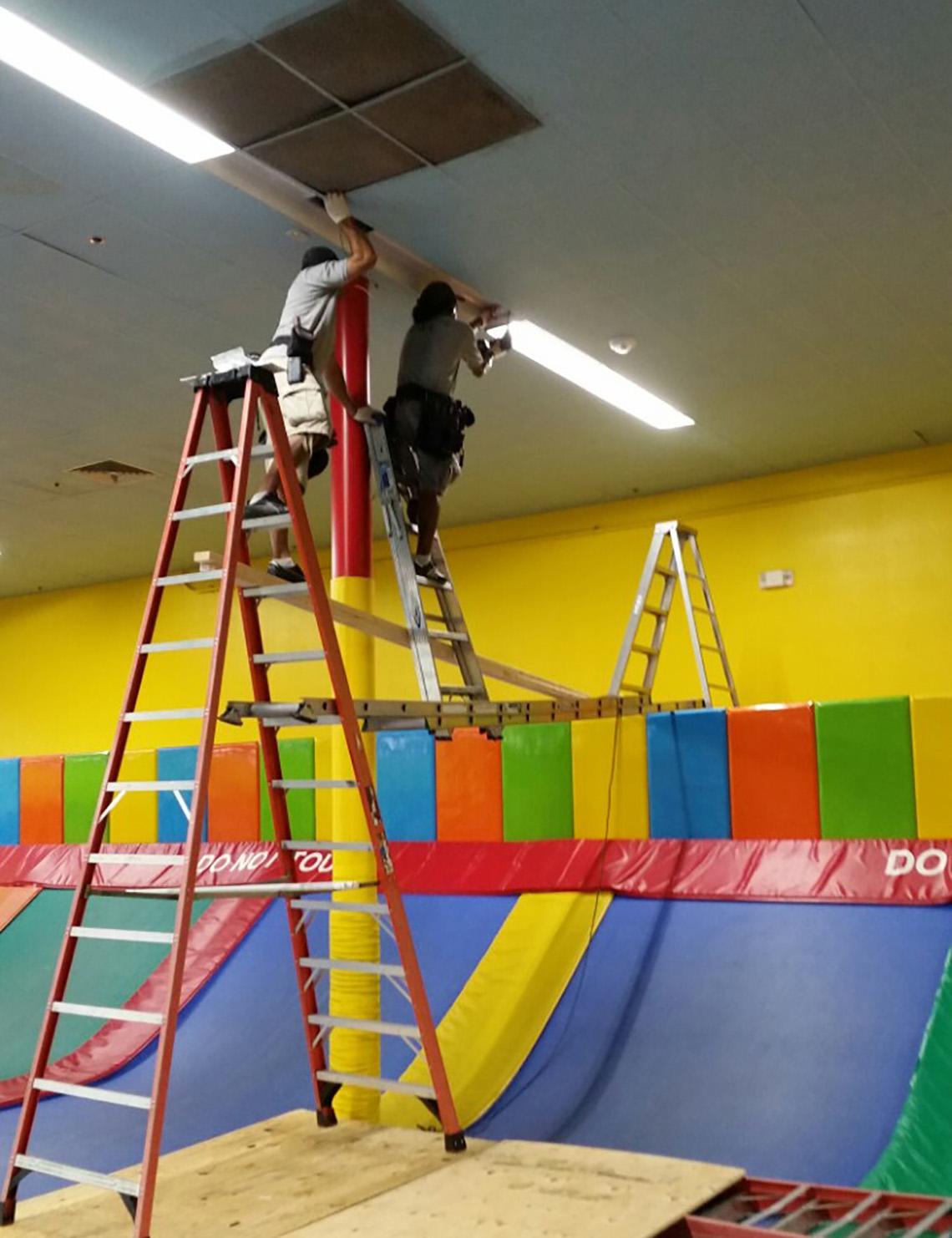 Jump o line park 3