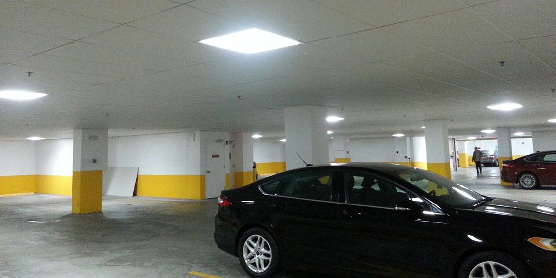 Madison Condo Parking Lot 2