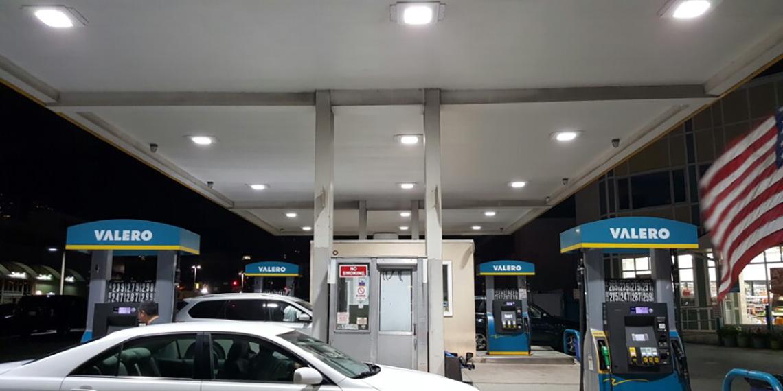 Cs Koida Llc Valero Gas Station In Jersey City