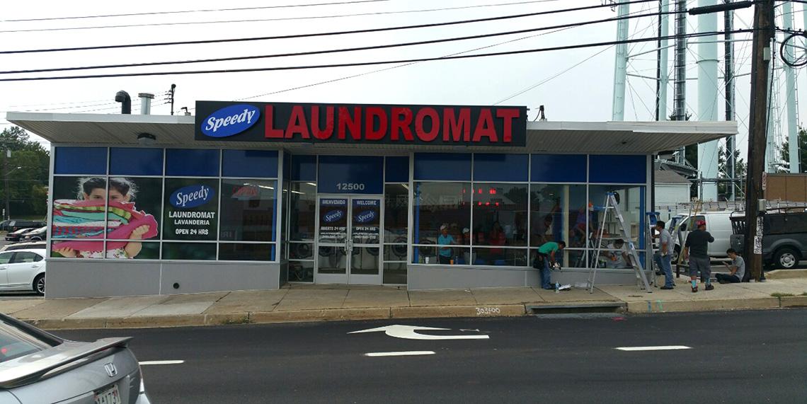Speedy laundromat 2