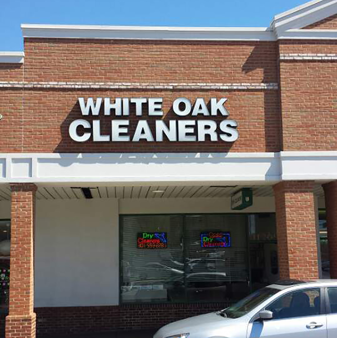 White oak cleaners 2