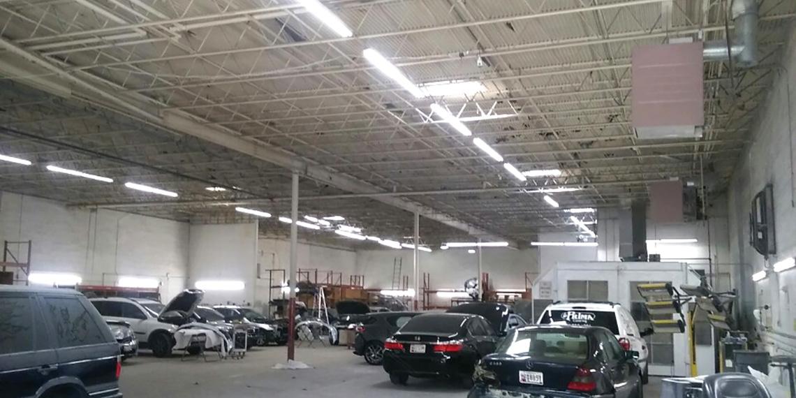 Collision works inc in beltsville cs koida llc for Royal motors sf service