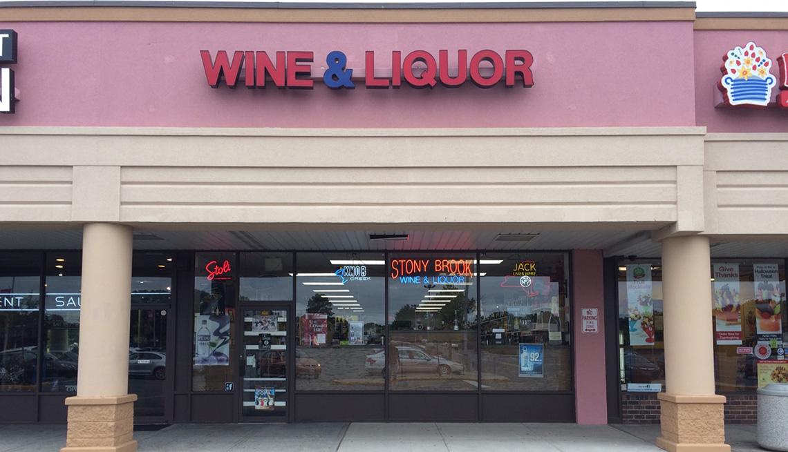 Stony brook liquors 2