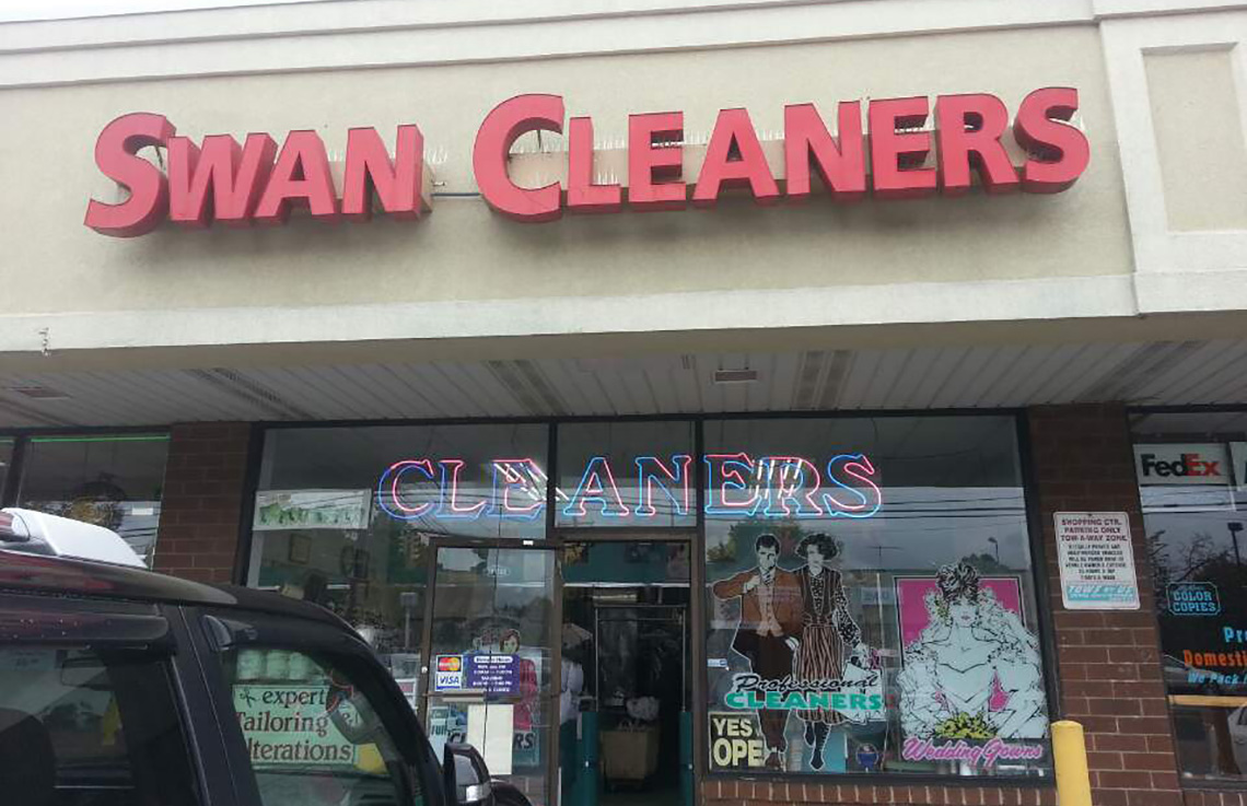 Swan cleaner 2