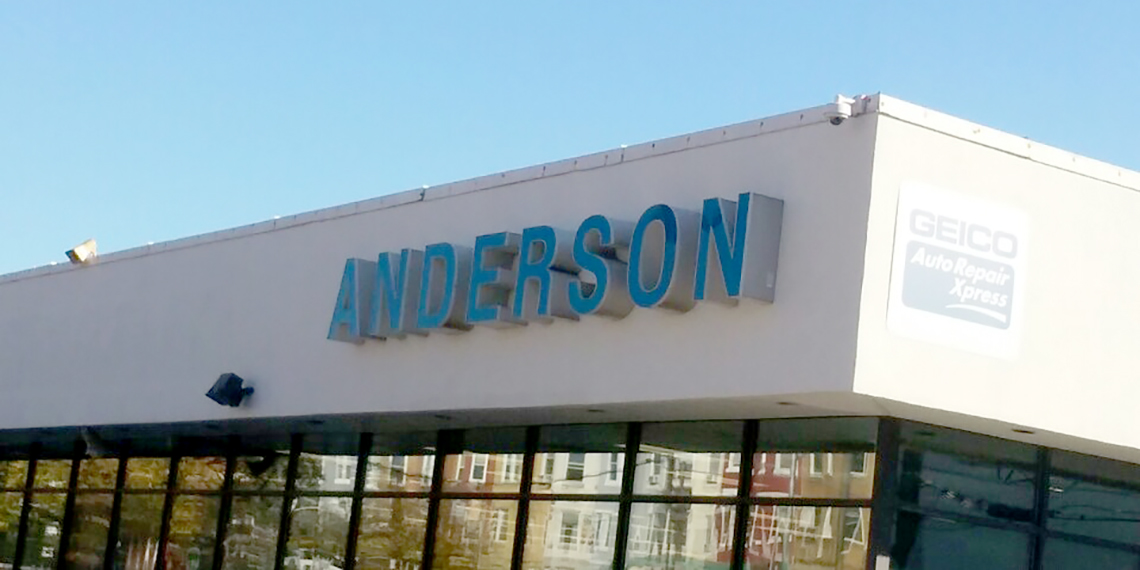 Anderson automotive 2