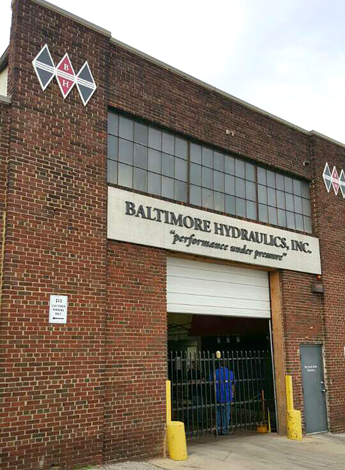 BALTIMORE HYDRAULICS 2