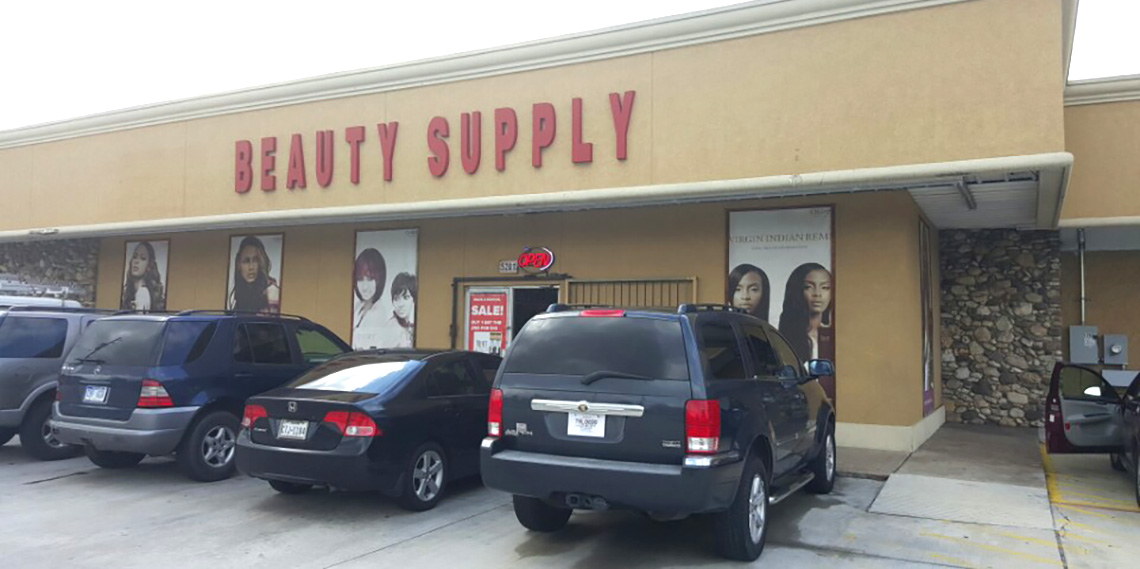 Beauty supply shop 2