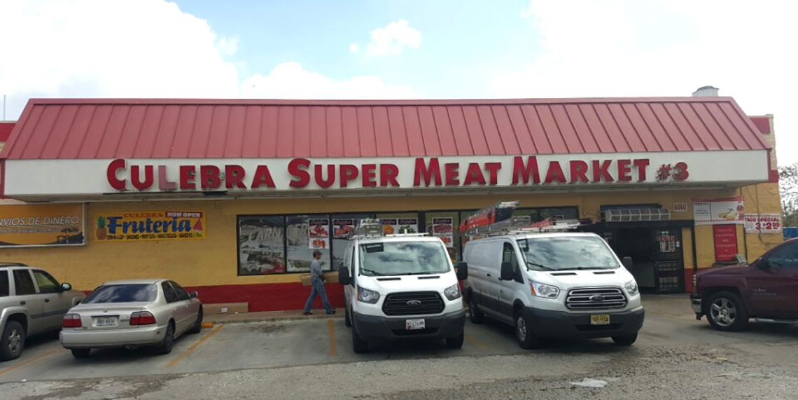 Culebra super meat market#3 3