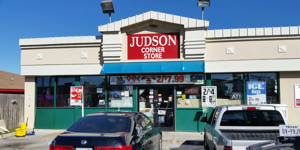 Judson Corner Store 2