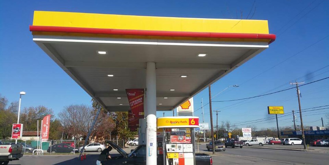 SHELL Gas Station 3