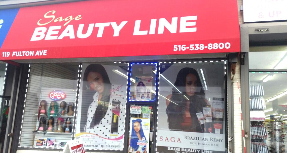 Sage beauty line 2