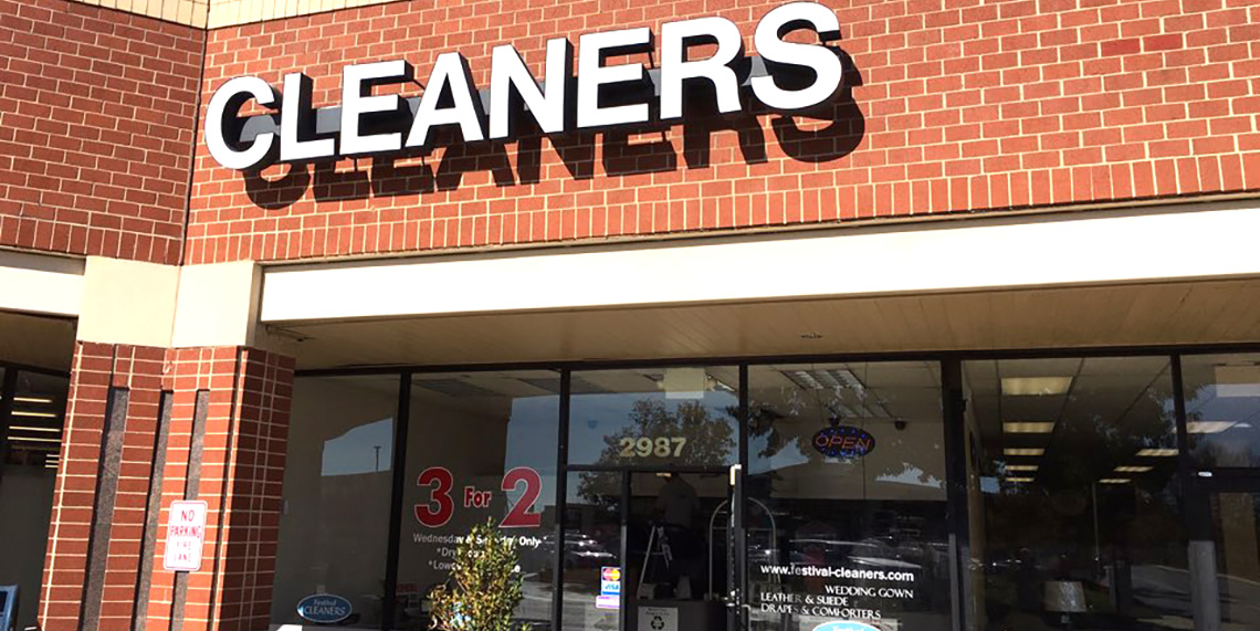 dry cleaner 2