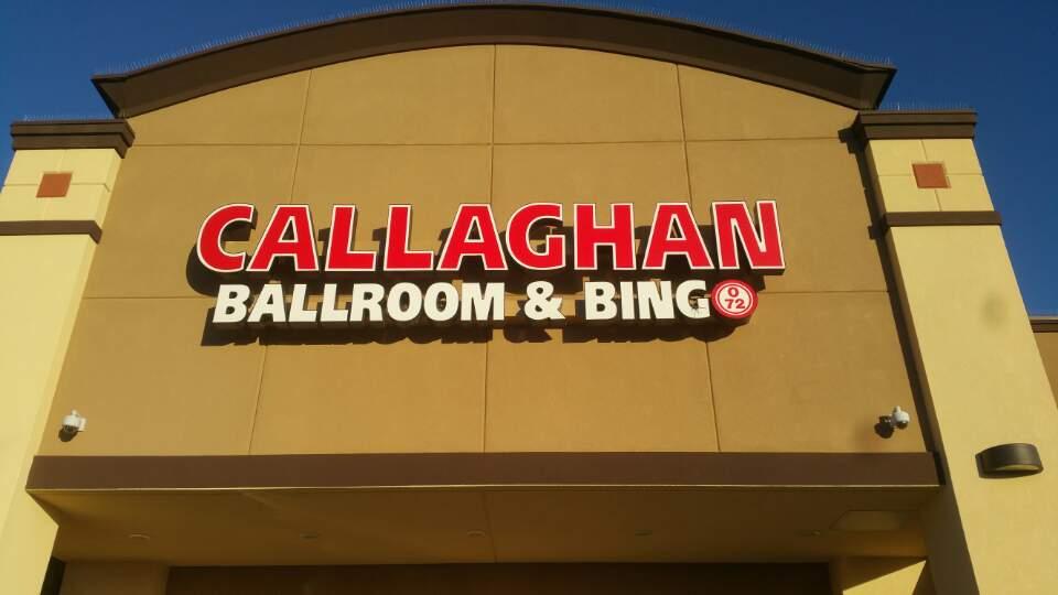 Callaghan ballroom bingo1