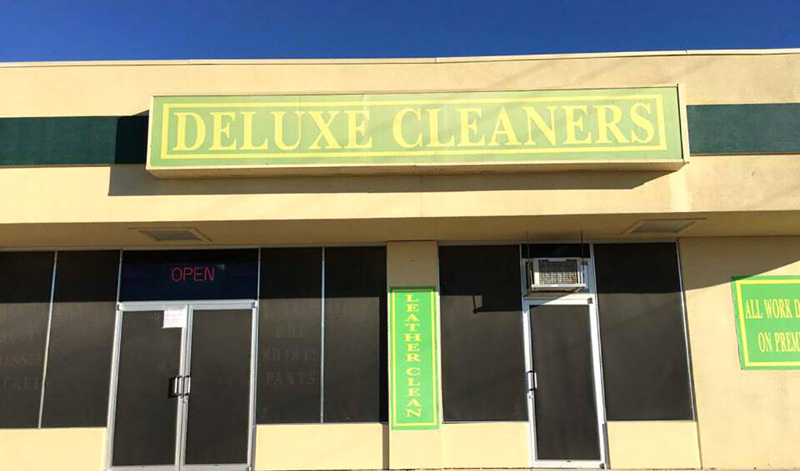 Deluxe Cleaners 2
