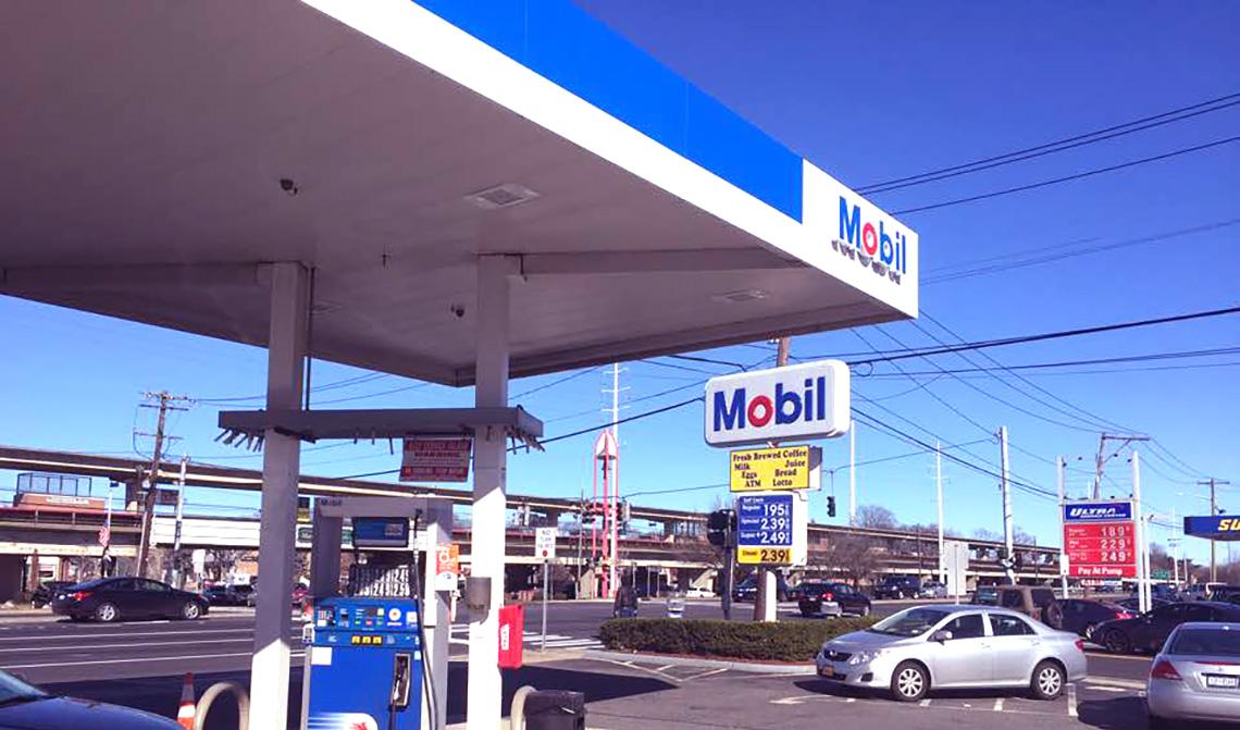 Mobil gas 1
