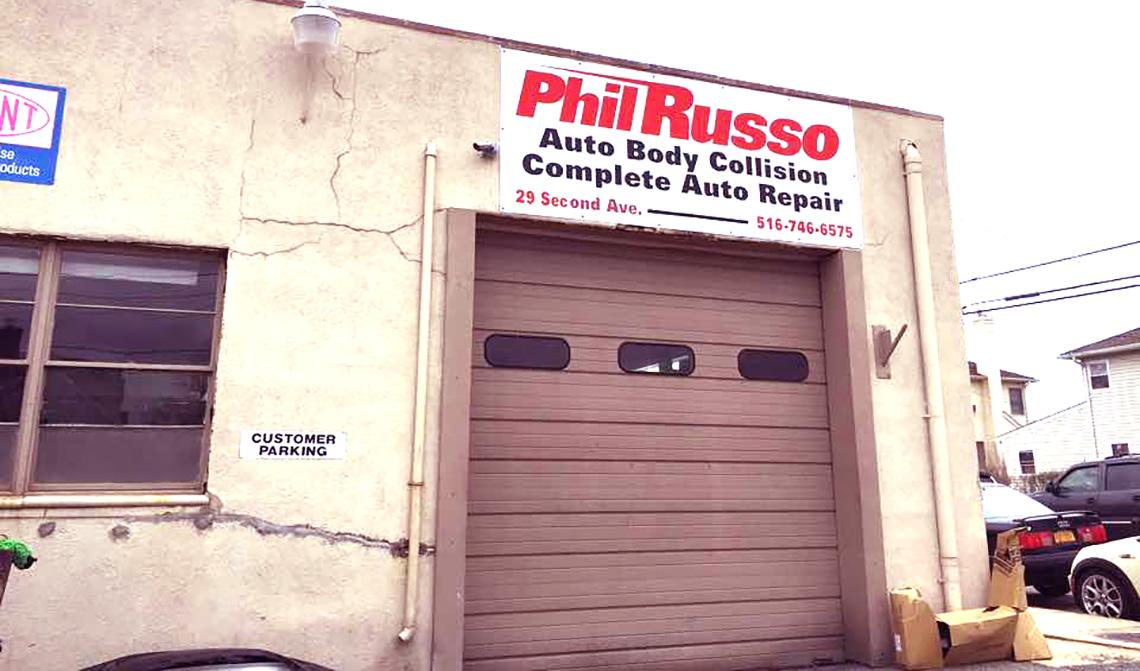 Phil Russo auto body 1