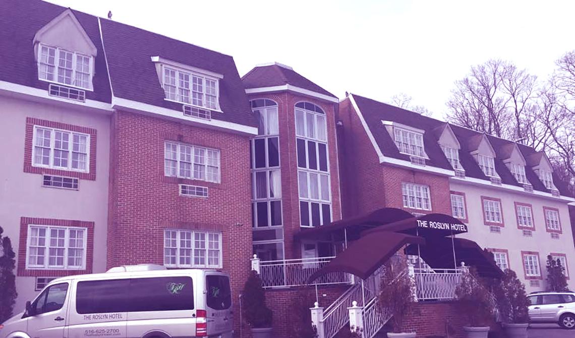 Roslyn hotel 1