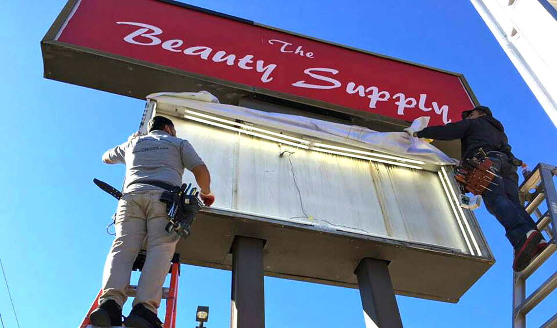 The Beauty Supply 2