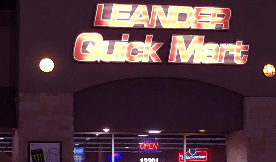 Leander Quick mart6
