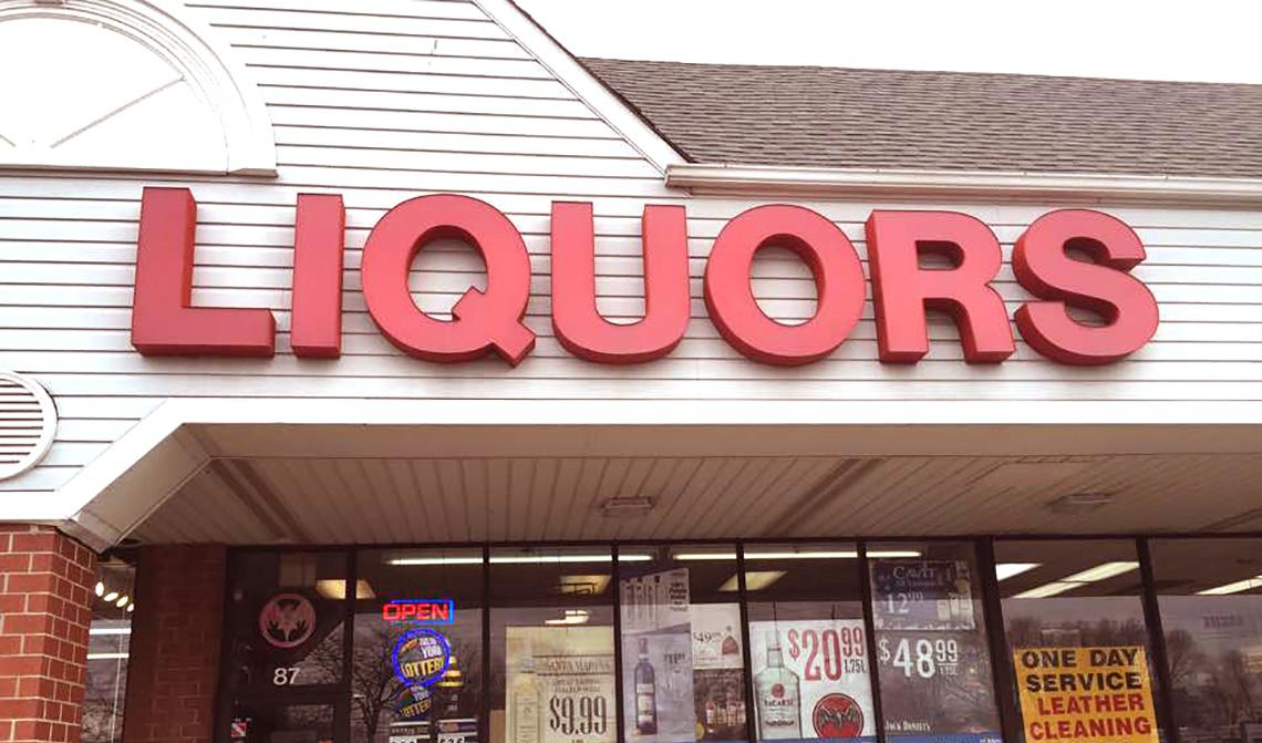 Liquors 1