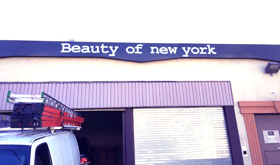 beauty of New York 1