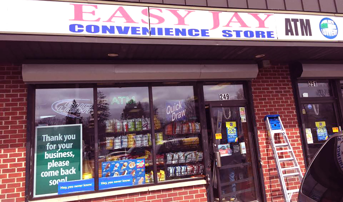 convenience store 1