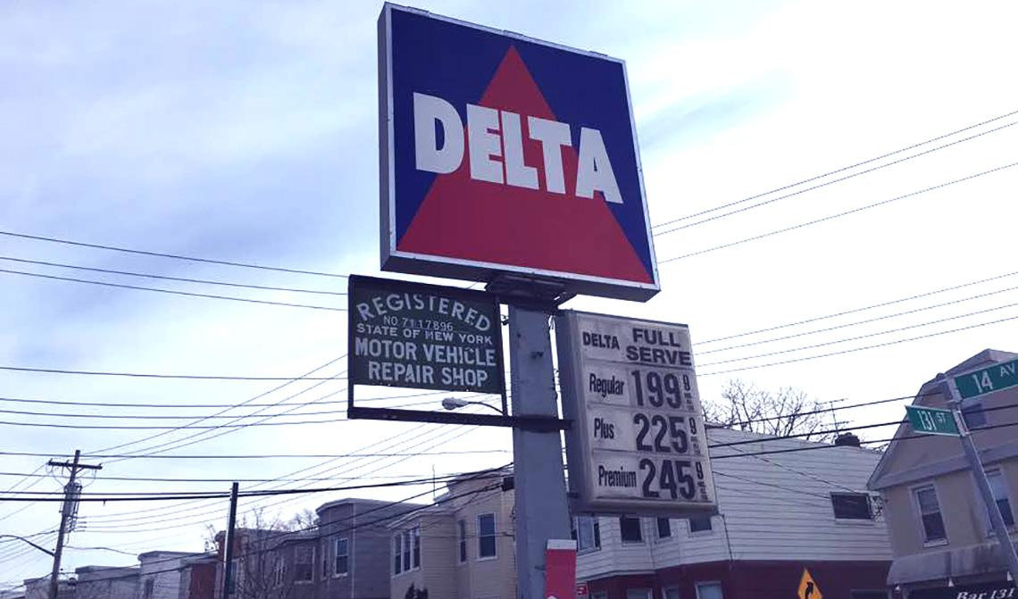 delta gas1