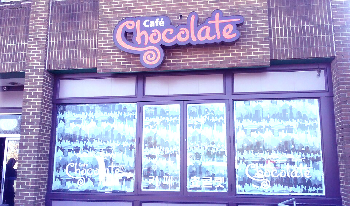 Cafe chocolate 1