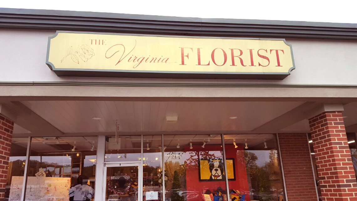 the Virginia  florist1