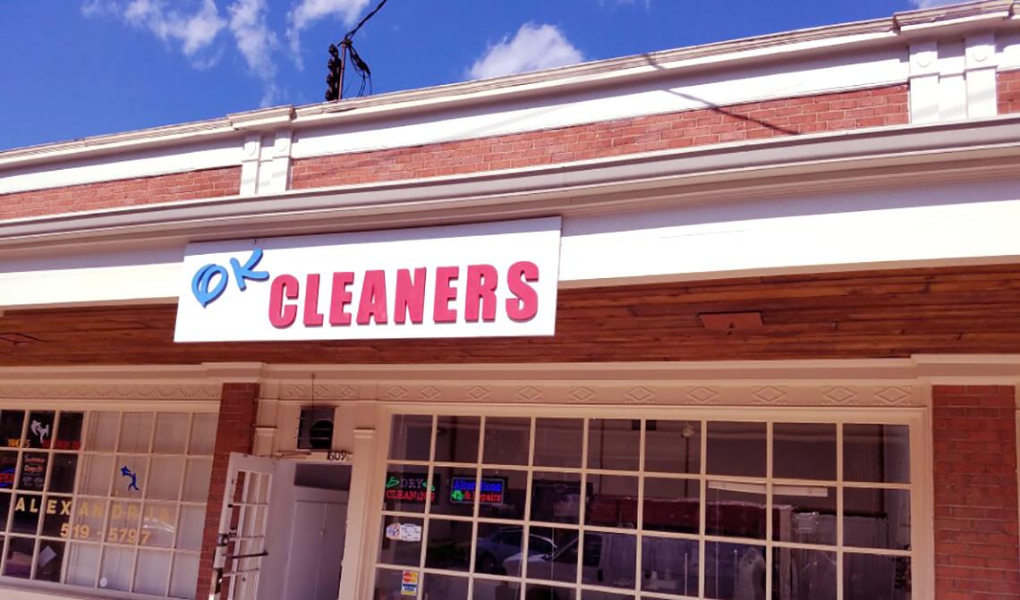 Ok Cleaners 1